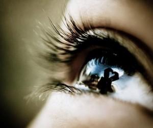 Ett vackert öga
