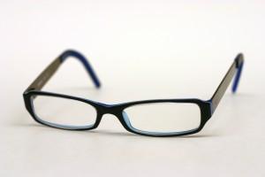 Glasögon kan ge ögonpåsar