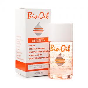 Bio oil mot bristningar